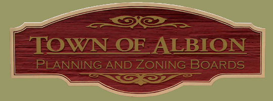 Planning and Zoning Boards